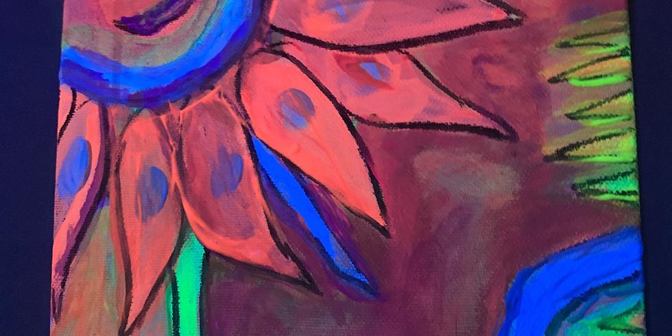 Glow Paint & Dance! - Sat Aug 24