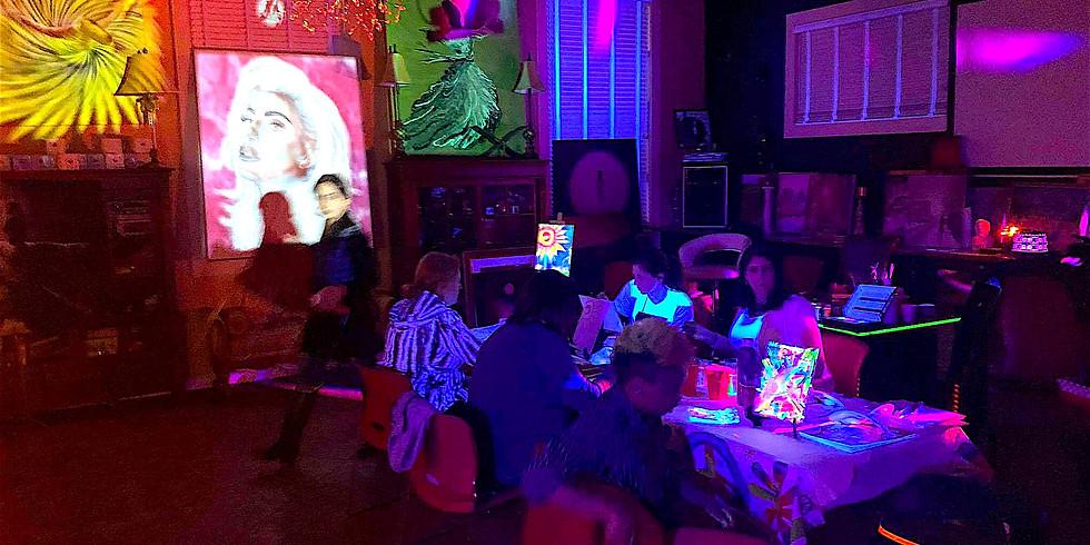Glow Paint & Dance! - Sat Night