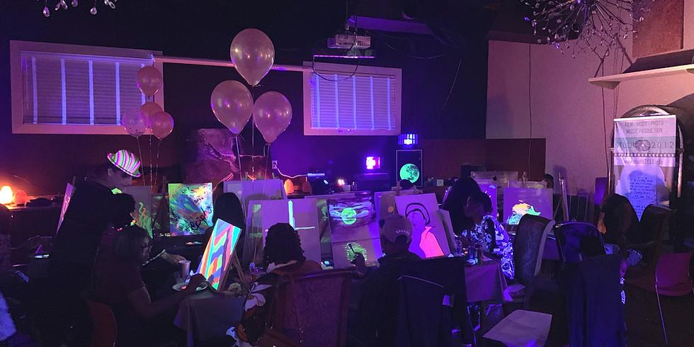 Glow Paint & Dance! - Fri Night 6/14