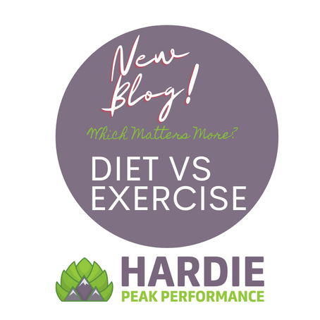 Diet vs. Exercise: Which Matters More?