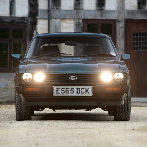 New Ford Capri Advice Film