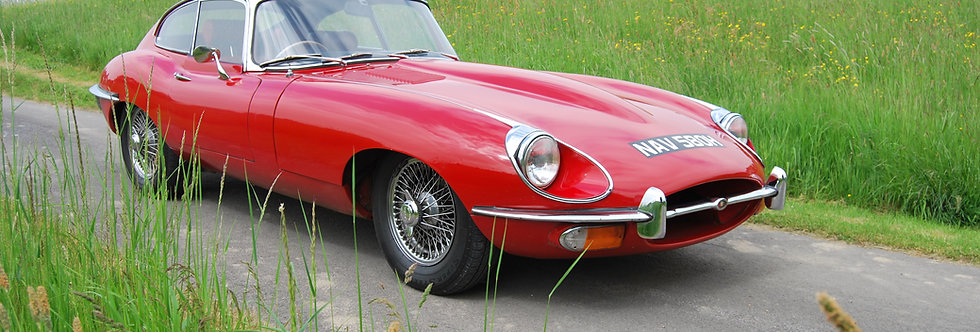 E Type Driving Trail - Full Day