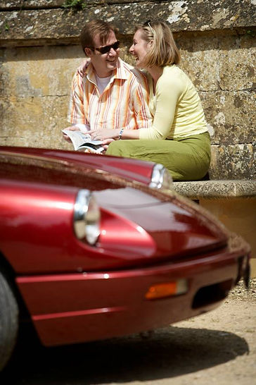 Make the most of your classic car driving experience with Great Driving Days