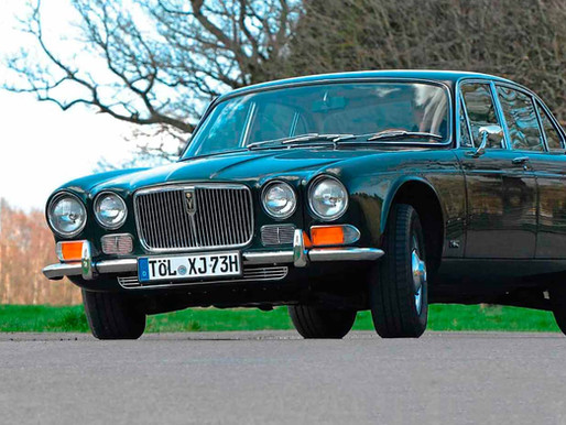 Our 10 Favourite Classic Saloons