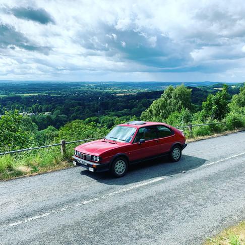 An Alfasud Road Trip