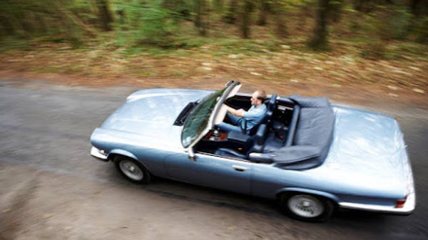 Classic Car Country Drive