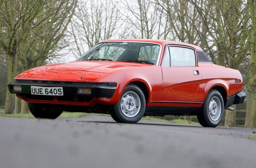 Not As Awful As We Like To Believe Pt 2: Triumph TR7