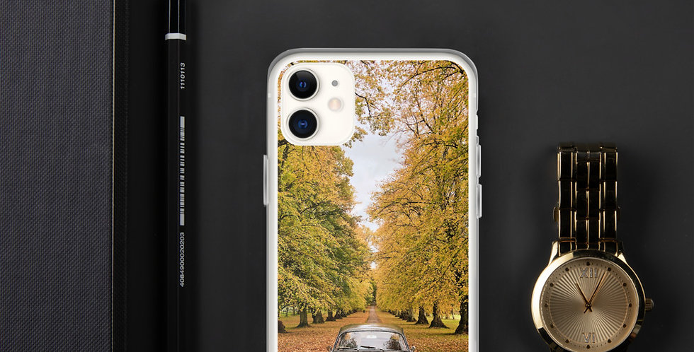 Jaguar Mk2 3.4 iPhone Case 1