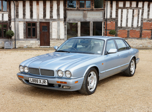 Putting the RRRoar Back in Jaguar