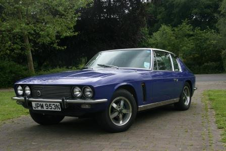 Great Escape Classic Car Hire has added a VW Beetle convertible and Jensen Interceptor to its hire fleet in Devon