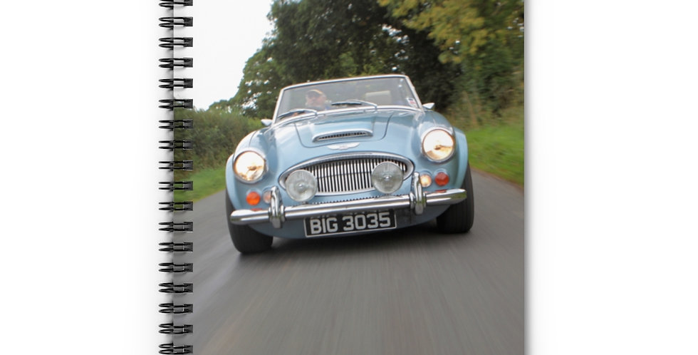 HMC Healey Spiral Notebook