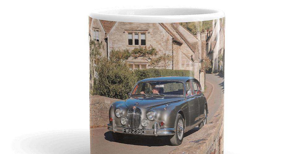 Jaguar Mk2 Mug