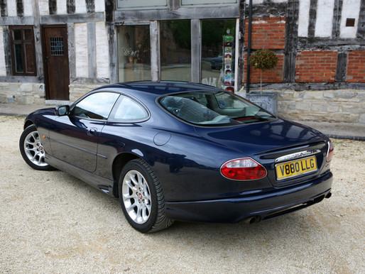 25 Years of the Jaguar XK8
