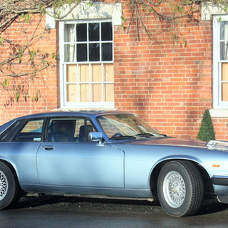 Jaguar XJS for hire