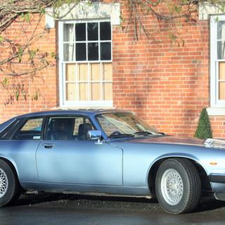 Jaguar XJS for hire