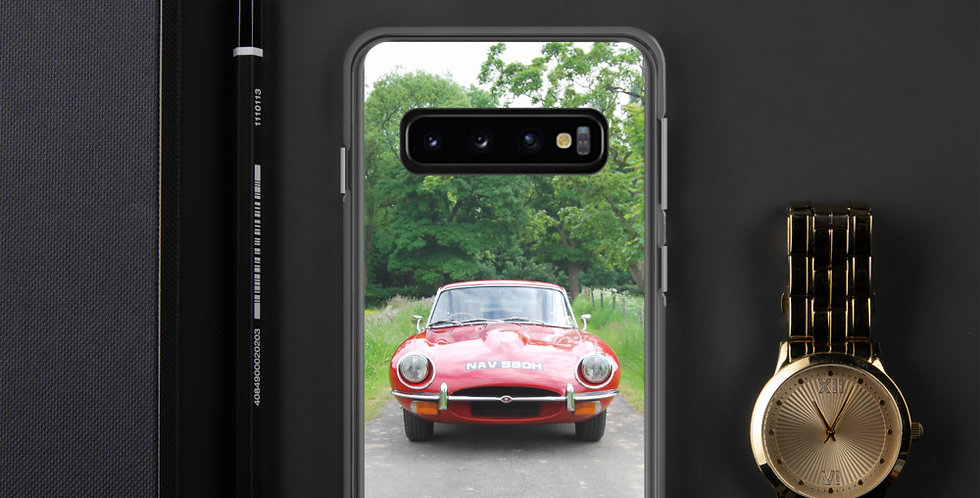 Jaguar E Type Samsung Phone Case