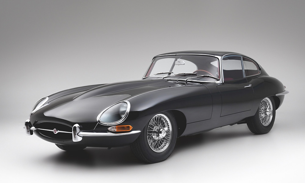 Jaguar E Type Series 1 coupe