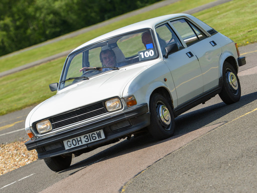 Not As Awful As We Like To Believe Part 3: Austin Allegro
