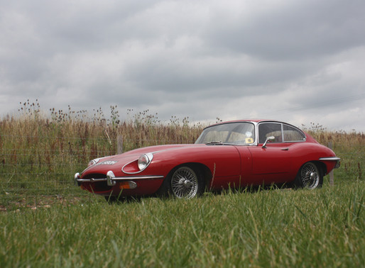 Your Guide to the Jaguar E Type