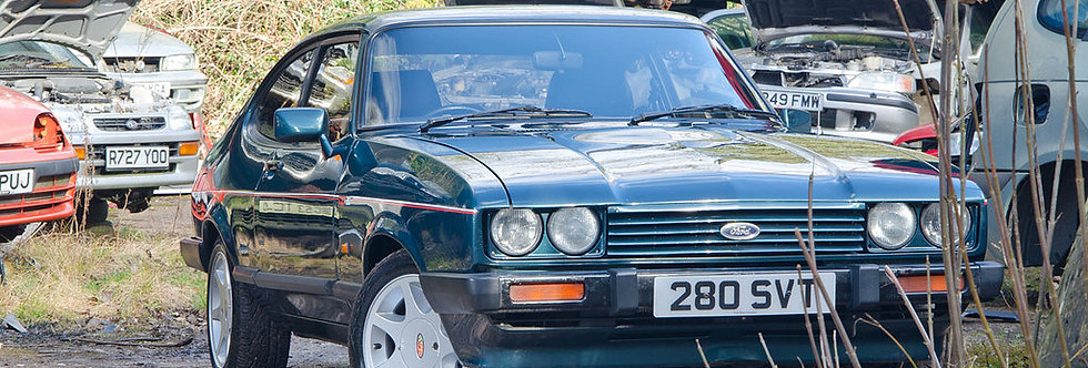 Ford Capri 280 - Weekend hire