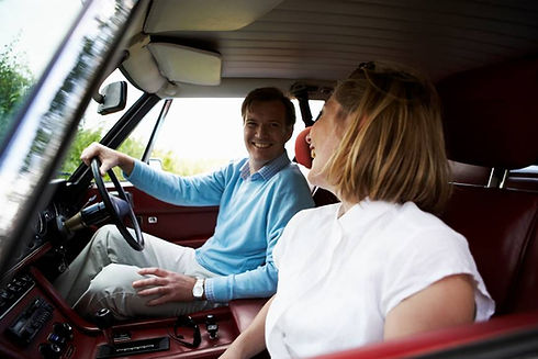 Why Choose classic car hire specialist Great Driving Days