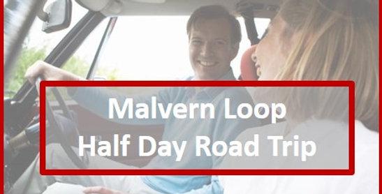 Malvern Loop - Half Day Driver & Passenger Place