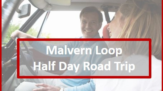 Malvern Loop - Half Day Driver Place