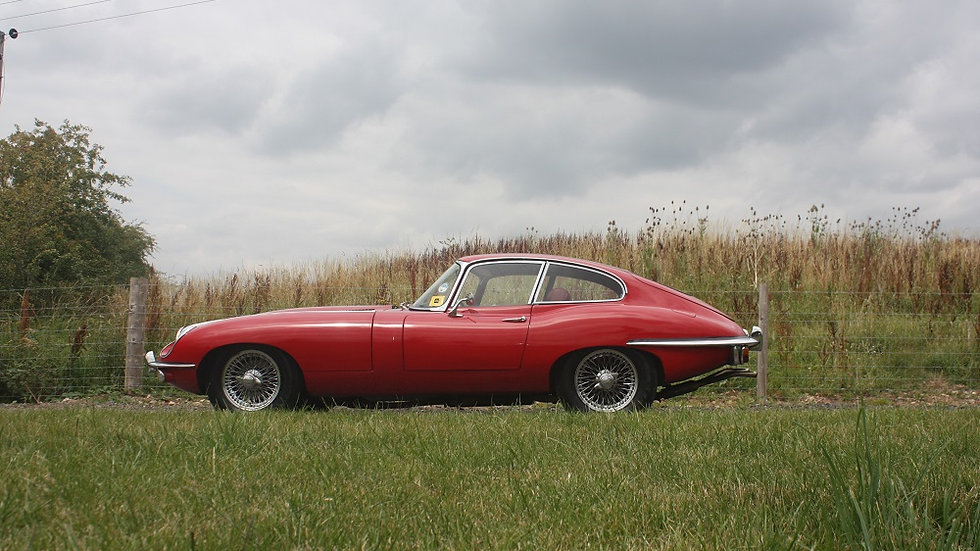 E Type Driving Trail - Half Day