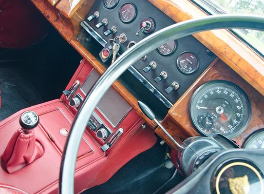 Jaguar's Getaway Cars