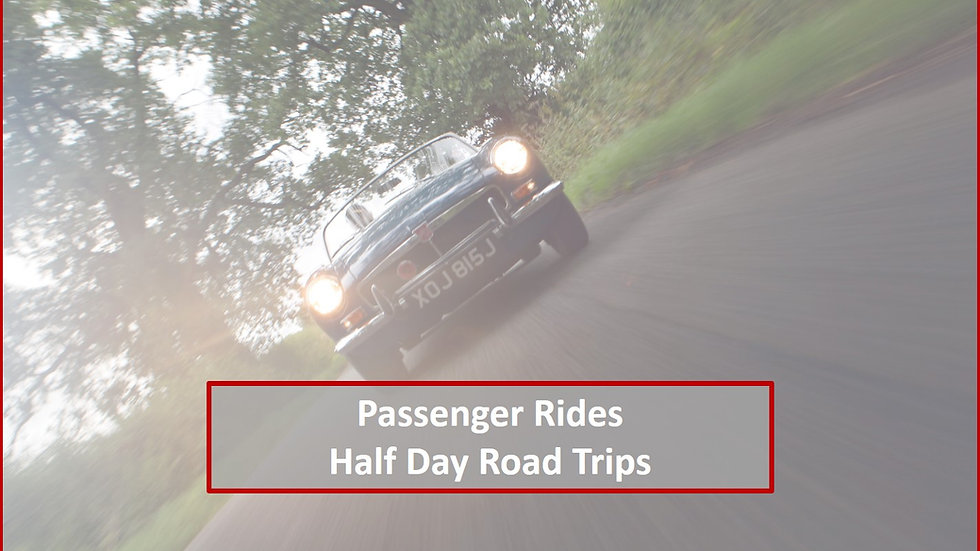 Passenger Place - Half Day Trips