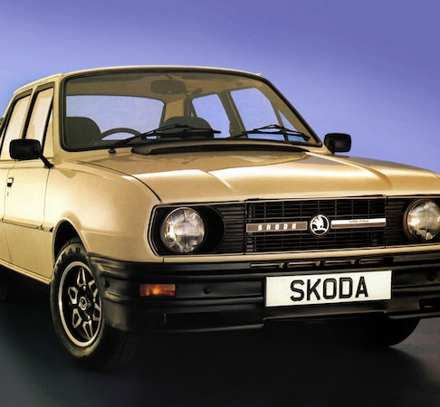 Not As Awful As We Like To Believe Part 1: The Skoda Estelle