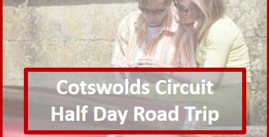 Cotswolds Circuit - Half Day Driver & Passenger Place