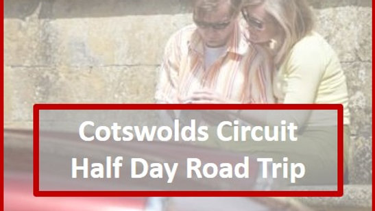Cotswolds Circuit - Half Day Driver Place