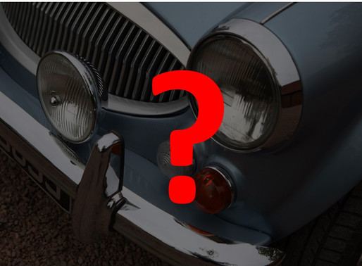 Your Five Favourite Classic Hire Cars