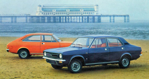 Not As Awful As We Like To Believe Part 4: Morris Marina