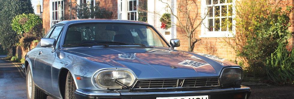 Jaguar XJS V12 Coupe - Weekend hire