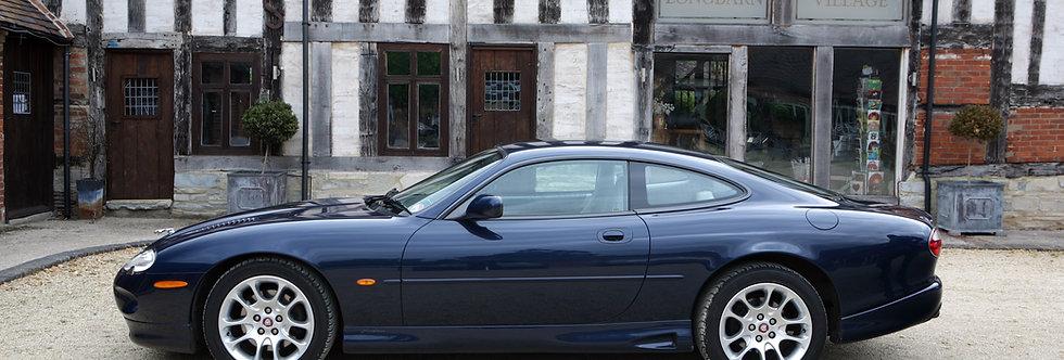 Jaguar XK8 Coupe - Weekend Hire