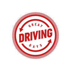 classic car experience company Great Driving Days logo