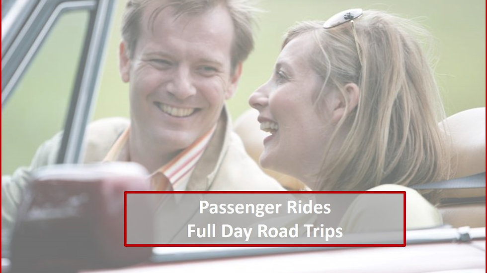 Passenger Place - Full Day Trips
