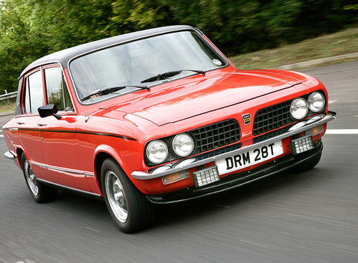 The Great Classic Cars We Forgot To Love