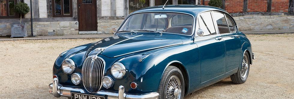 Jaguar Mk2 - 24 hr Midweek