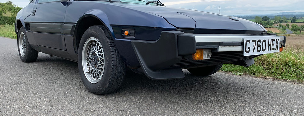 Fiat X1/9 - 24 hr Midweek