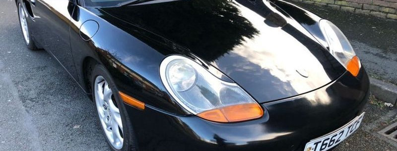 Porsche Boxster - 72 hr Weekend
