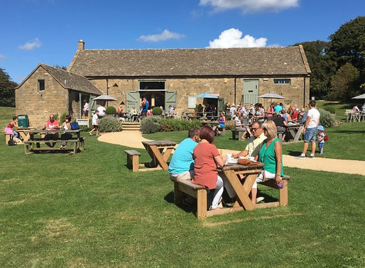 Our 5 Favourite Cotswolds Cafes