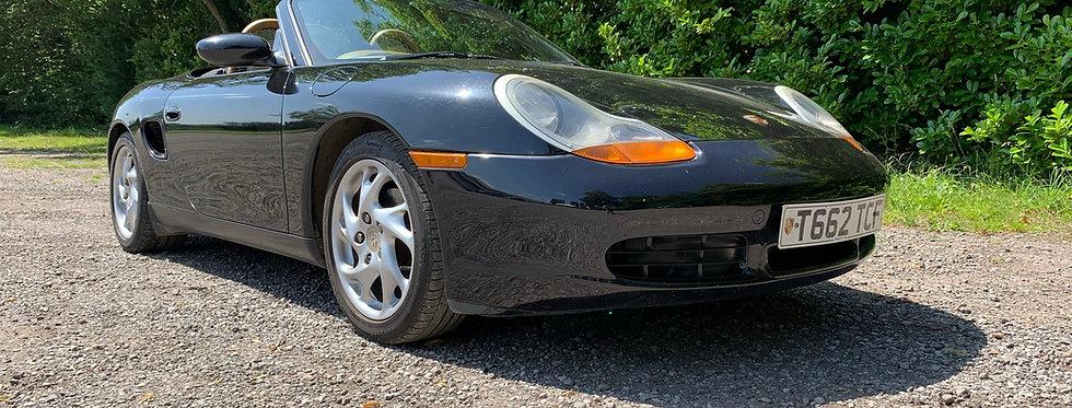 Porsche Boxster - 24 hr Mid Week