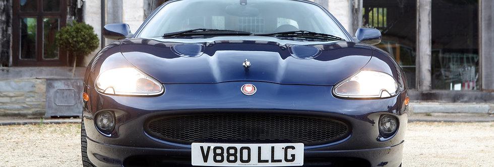 Jaguar Coupe Conundrum Experience