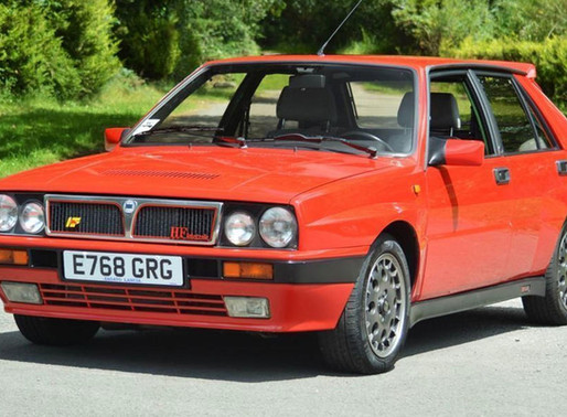 The 1980s: 10 of its best cars