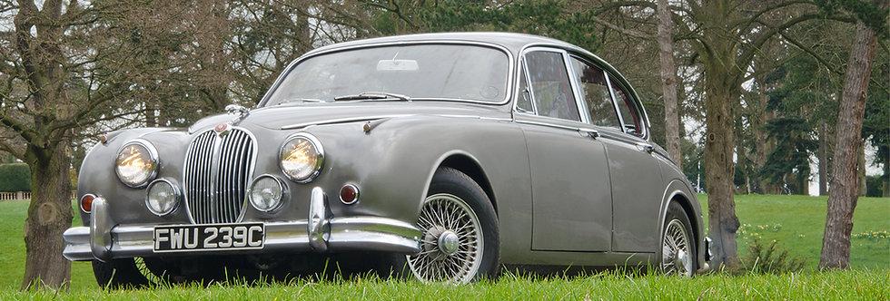 Jaguar Mk2 - Weekend Hire