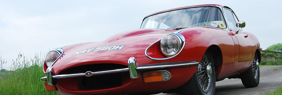 Jaguar Icons Experience