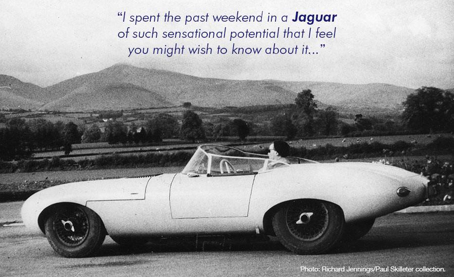 Jaguar E1A